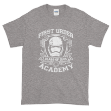 Load image into Gallery viewer, Star Wars First Order Academy Short Sleeve T-Shirt - dropthetee