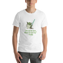 Load image into Gallery viewer, Yoda quotes: Do or do not - dropthetee
