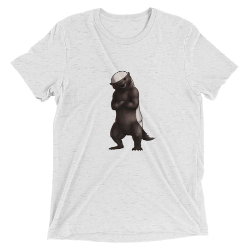 Honey Badger is as Honey Badger does, my friend - dropthetee