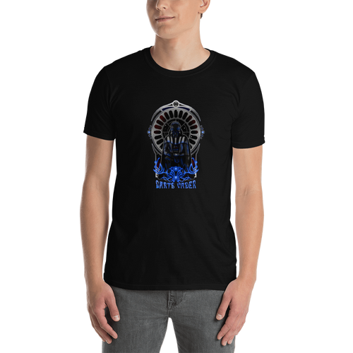 Darth Vader, one with the force - dropthetee