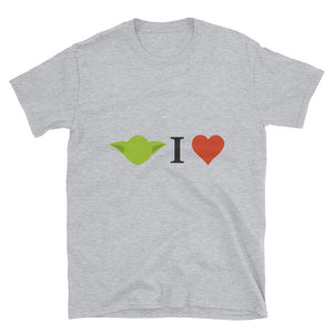 Yoda I love - dropthetee