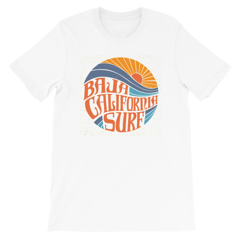 Baja California Surf - dropthetee