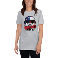 Load image into Gallery viewer, Storm Trooper goes American by JH - dropthetee