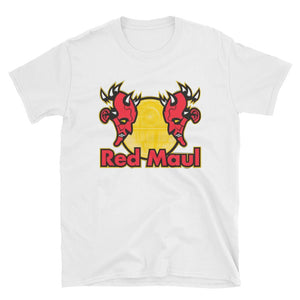 Red Maul Energy Drink - dropthetee