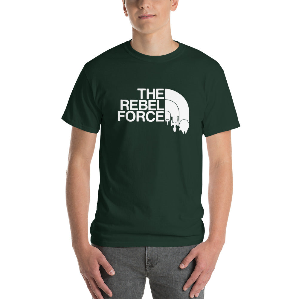 Star Wars - The Rebel Force White - dropthetee
