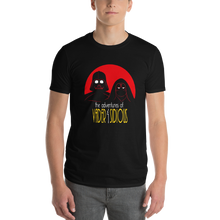 Load image into Gallery viewer, Star Wars - Vader and Sidious Anvil 980 Short-Sleeve T-Shirt - dropthetee