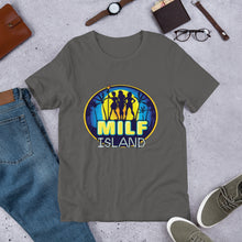 Load image into Gallery viewer, MILF Island TV Series T-Shirt - dropthetee