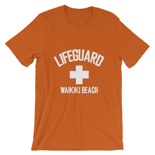 Waikiki Lifeguard Shirt - dropthetee
