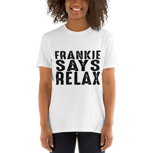 Frankie Says What? - dropthetee