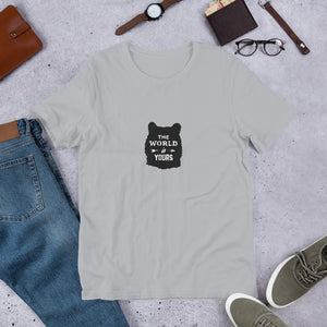 The World Is Yours, My Bear - dropthetee
