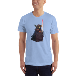 Yoda as part of the dark side of the force - dropthetee