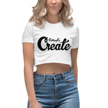 Load image into Gallery viewer, Women's Crop Top - dropthetee