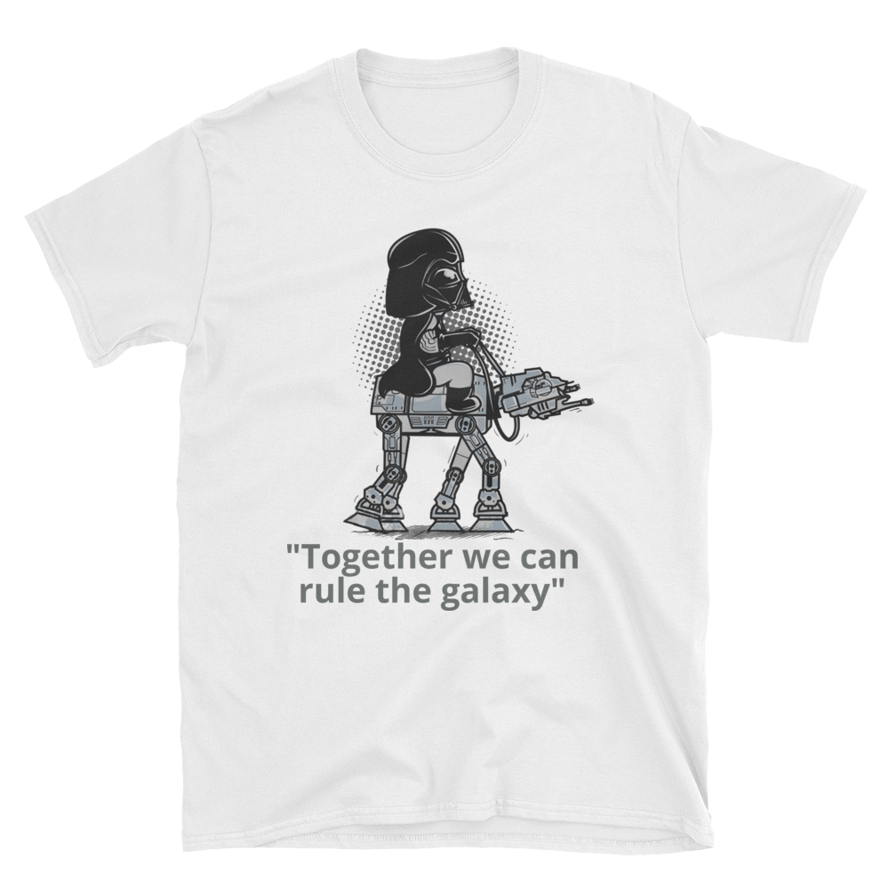 Star wars: Darth Vader rule the galaxy - dropthetee