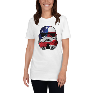Storm Trooper goes American by JH - dropthetee