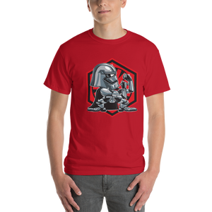 Star Wars - Captain Phasma getting ready to rumble! - dropthetee