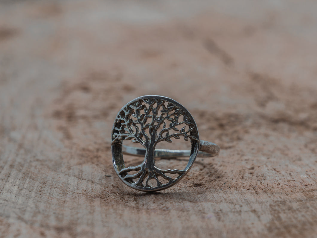 Fingerring tree of life