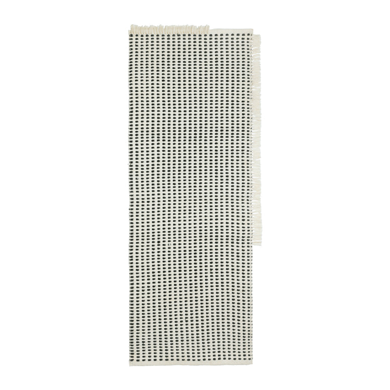 Dots Outdoor rug - off white