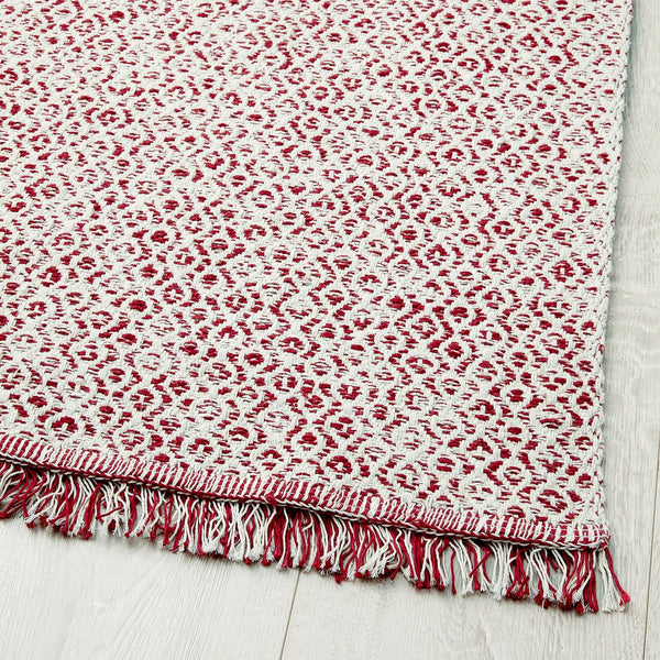 Cotton Mat - Red