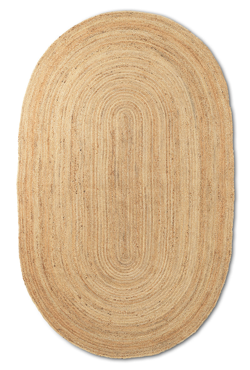 Renewed Jute Rug - Natural