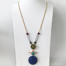 Load image into Gallery viewer, Juno Long Pendant Necklace - Heiter Jewellery