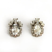 Charger l'image dans la galerie, Mina Crystal Stud Earrings - Heiter Jewellery