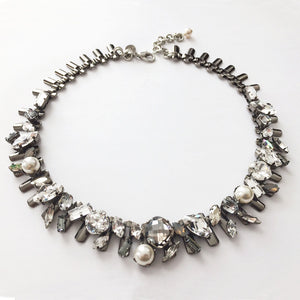 Crystal necklace - Heiter Jewellery