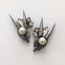 Load image into Gallery viewer, Crystal Gia Earrings - Heiter Jewellery