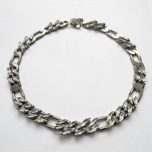 Crystal Gia Necklace - Heiter Jewellery
