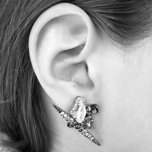 Chrysler Galactic Earrings - Heiter Jewellery