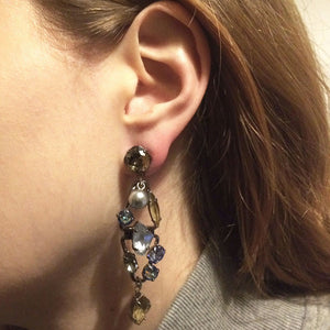Voyager Pearl Earrings - Heiter Jewellery