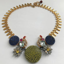 Load image into Gallery viewer, Juno Topaz and Sapphire Necklace - Heiter Jewellery