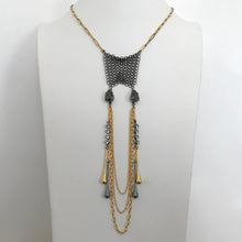 Load image into Gallery viewer, Virginia Mixed Chain Necklace - Heiter Jewellery