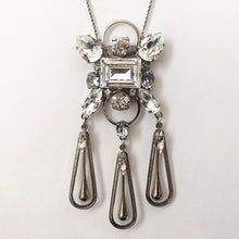 Load image into Gallery viewer, Audrey Crystal Pendant Necklace - Heiter Jewellery