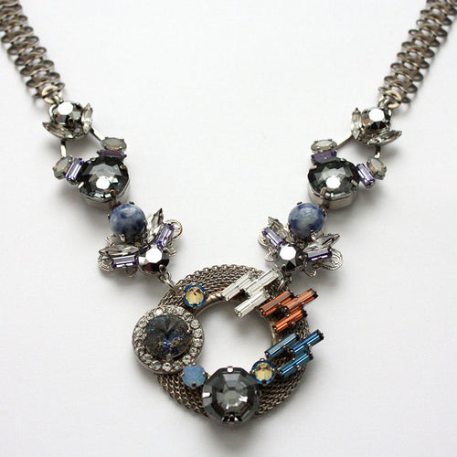 Chrysler Collar Necklace - Heiter Jewellery