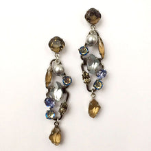 Load image into Gallery viewer, Voyager Pearl Earrings - Heiter Jewellery