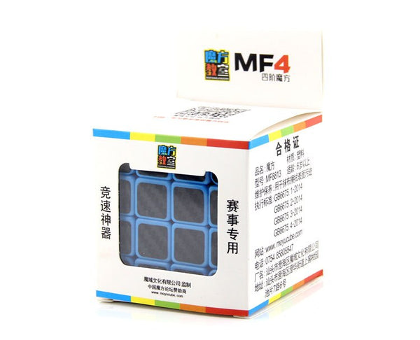 MF4 Carbon Fiber 4×4 Magnetic - rlcubeshop