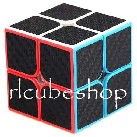 Meilong 2×2 Carbon Fiber Magnetic - rlcubeshop