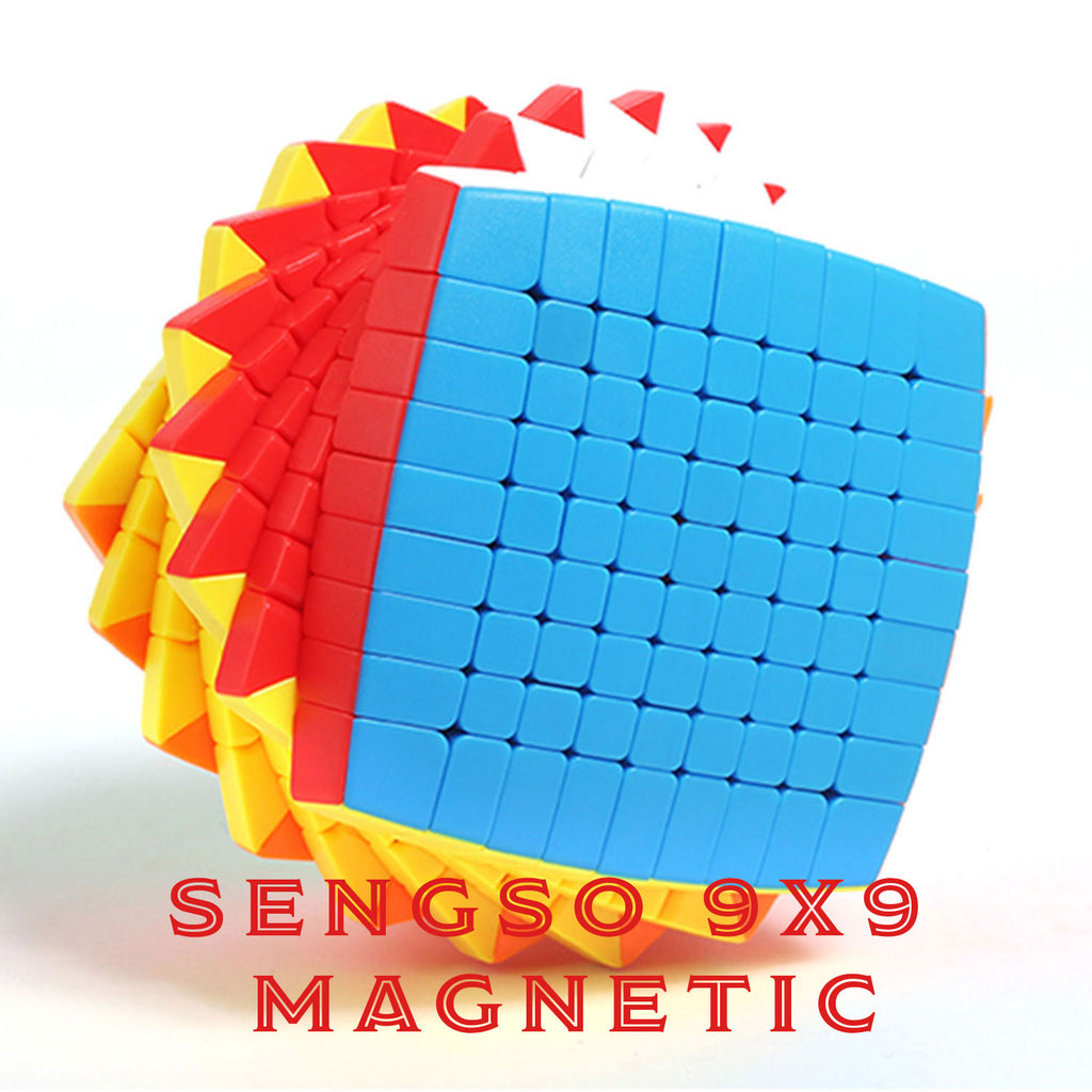 SHENGSHOU PILLOWED 9X9 [MAGNETIC]
