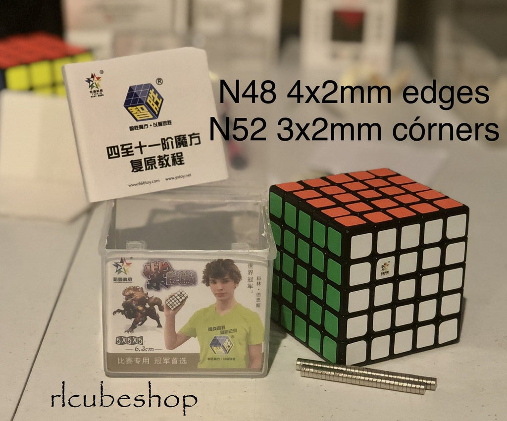 YUXIN 5×5 MAGNETIC - rlcubeshop
