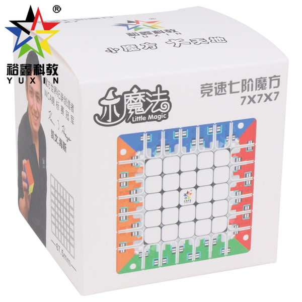 YUXIN LITTLE MAGIC 7x7 [MAGNETIC]