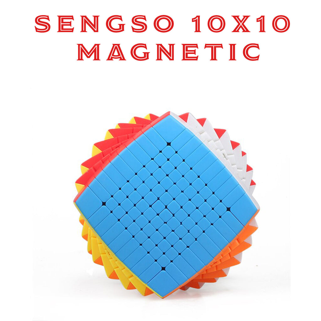 SENGSO PILLOWED 10X10 MAGNETIC