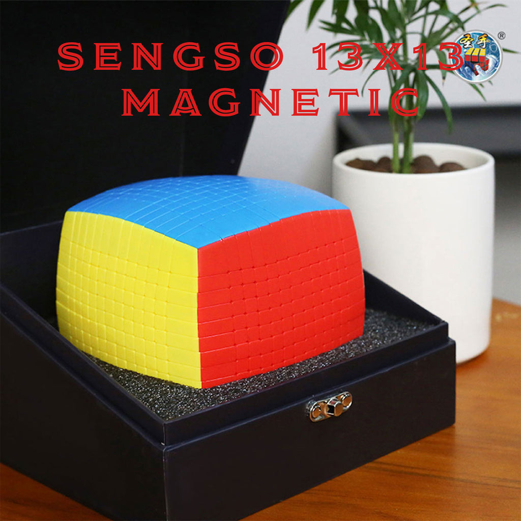 SHENGSHOU PILLOWED 13X13 [MAGNETIC]