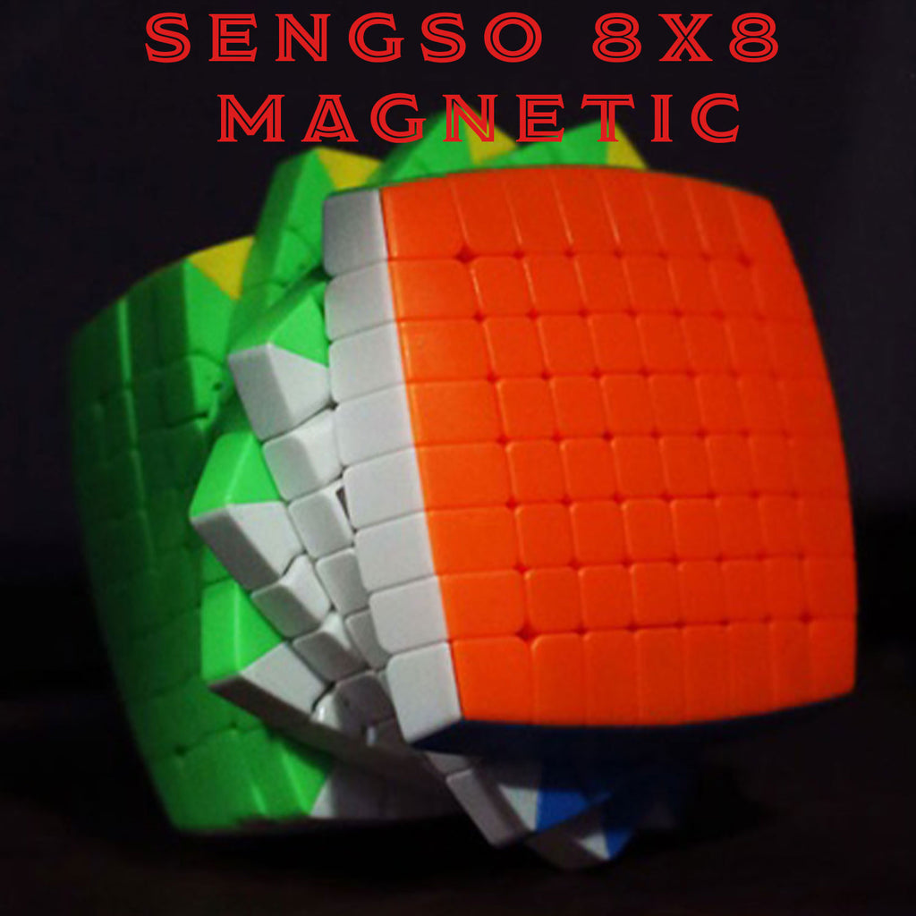 SHENGSHOU PILLOWED 8X8 [MAGNETIC]