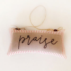 Praise, first holy communion, christian gift, entryway, kidsroom, mudroom decor