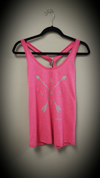 Sublime Vapor Arrows Ladies T Back Tank Top
