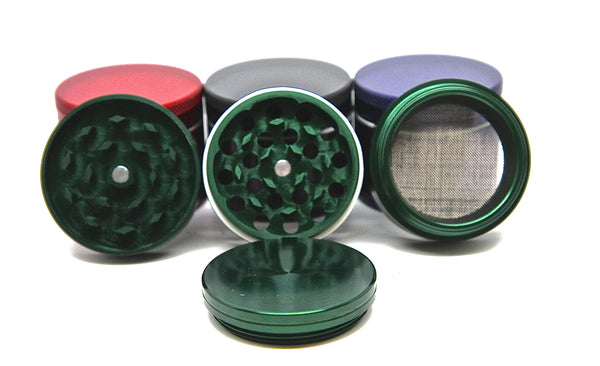 GR Hammercraft 50mm 4pc Grinder - Sublime Vapor