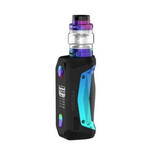 GeekVape Aegis Solo 100W Kit Blue Green