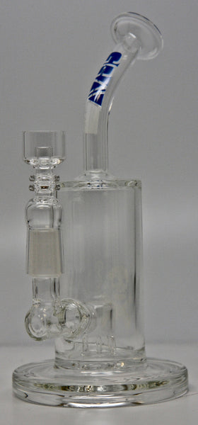 Grav Labs UM4.0 SPG Fixed Umbrella Flare Rig Clear 14mm Joint - Sublime Vapor
