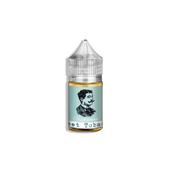 CRAFTMAN SALT NIC 30 ML - Sweet Tobacco : ยาสูบ5ชนิด