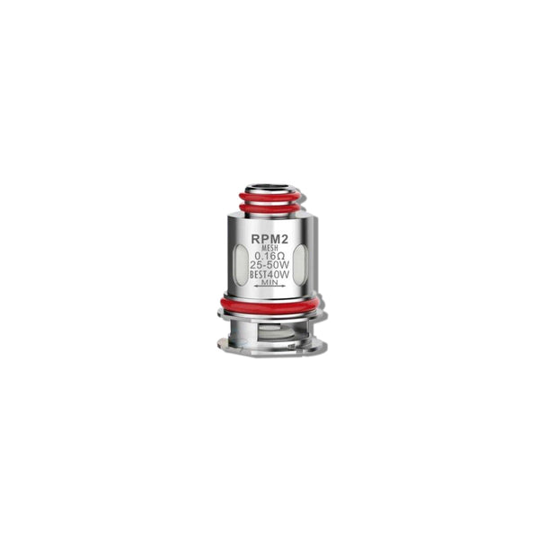 "IPX80,RPM2 ,Thallo ""คอยล์ RPM2"" (Mesh 0.16ohm ) 1 PACK / 5 PIECES จากค่าย Smok"